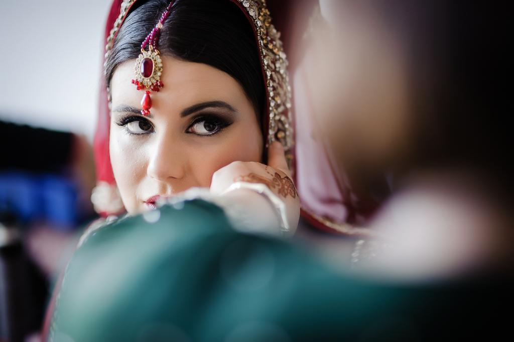 Manchester English Asian Wedding walima