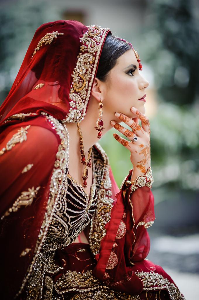 walima bride