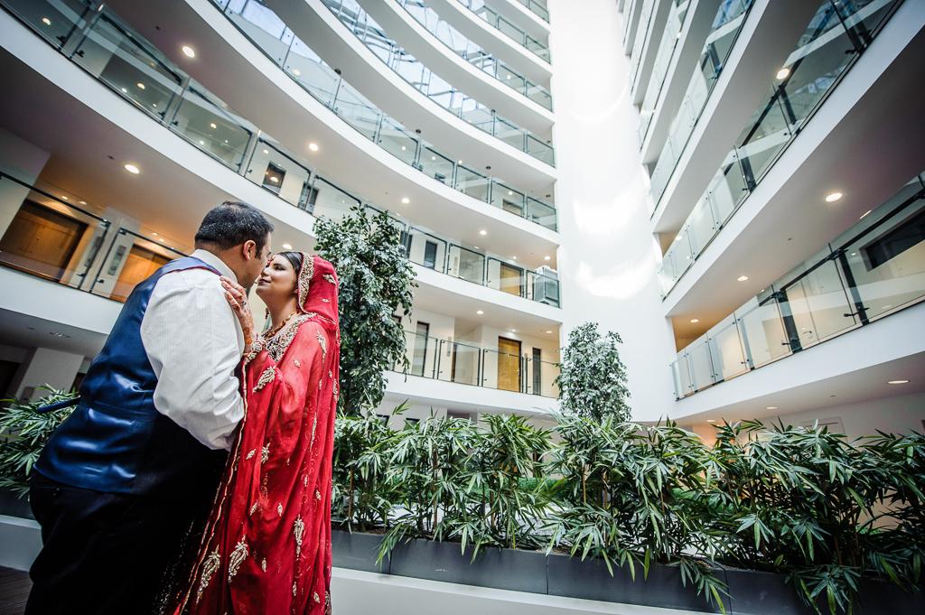 Manchester English Asian Wedding