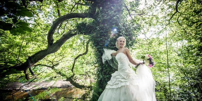 Enchanted Wedding at Bradbury Hall • 2013
