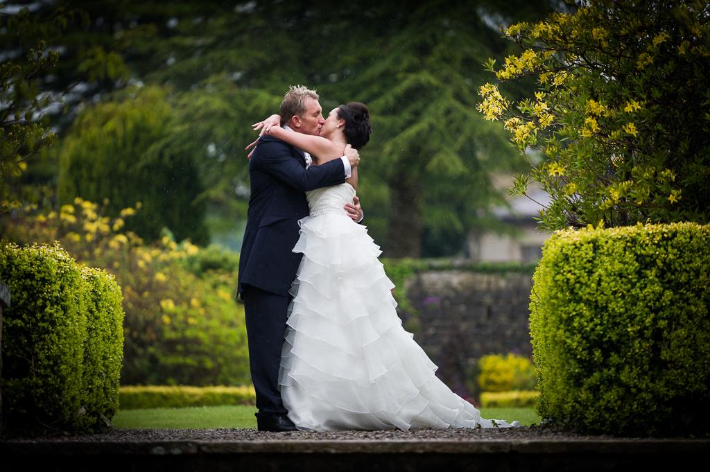 A Rainy Eaves Hall Wedding • 2013