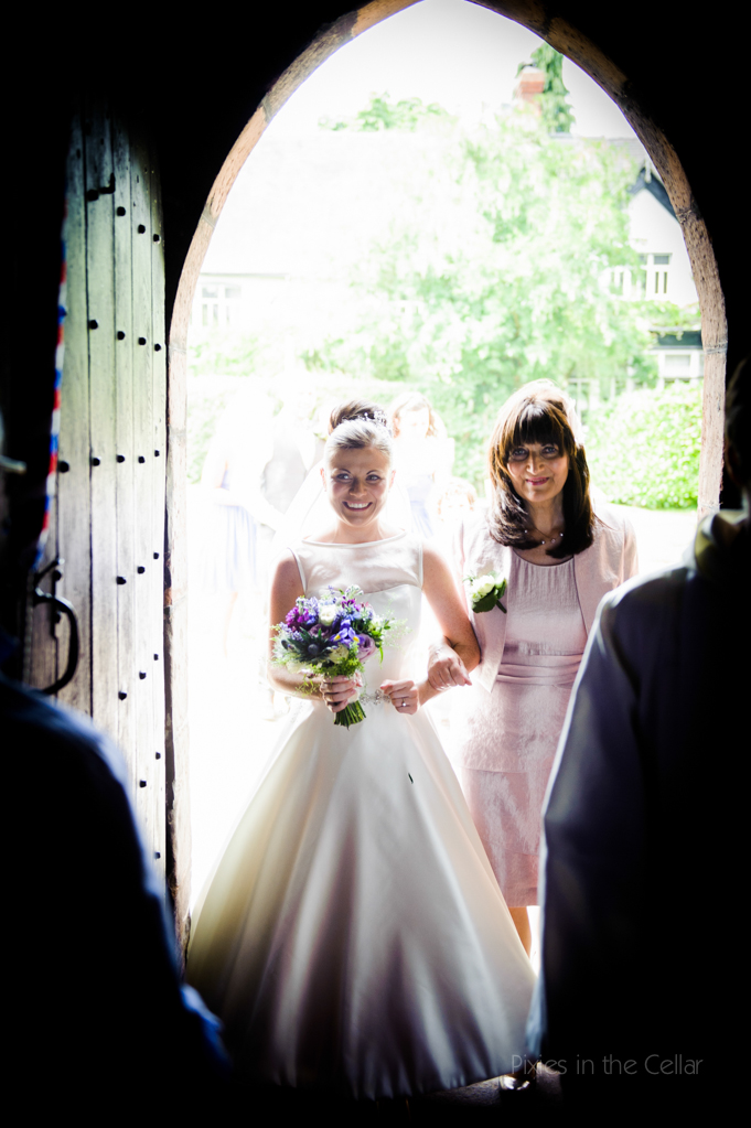 Peover wedding