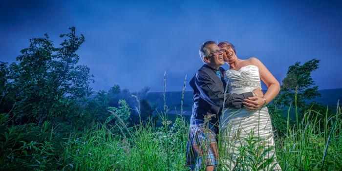 Tracy & Norman's Saddleworth Wedding • 2013