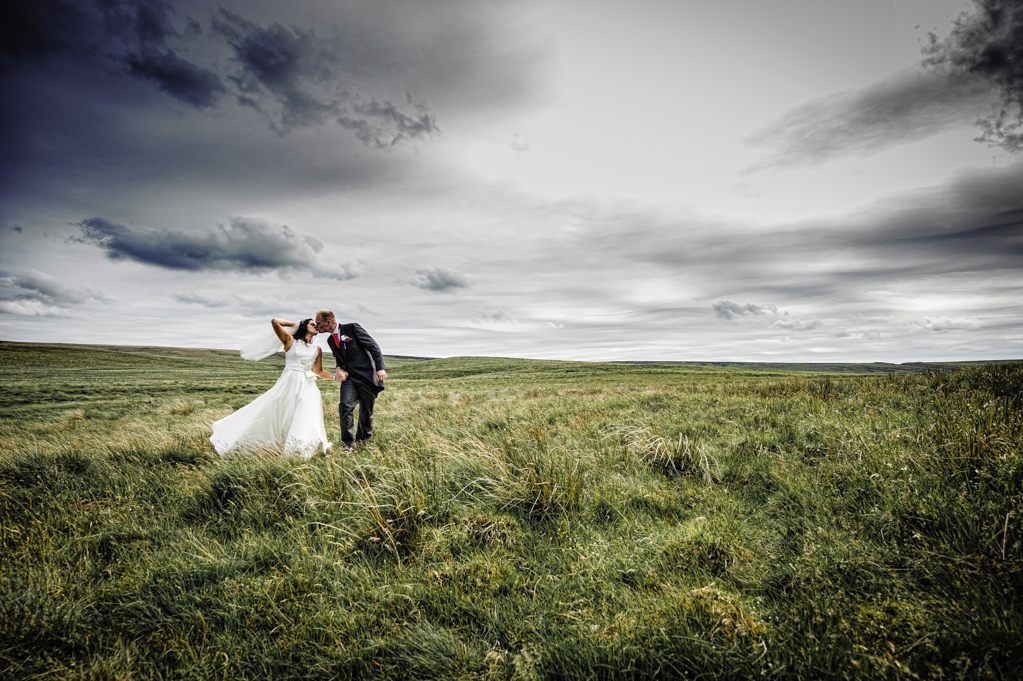 Wuthering Heights Flavour Wedding • 2013