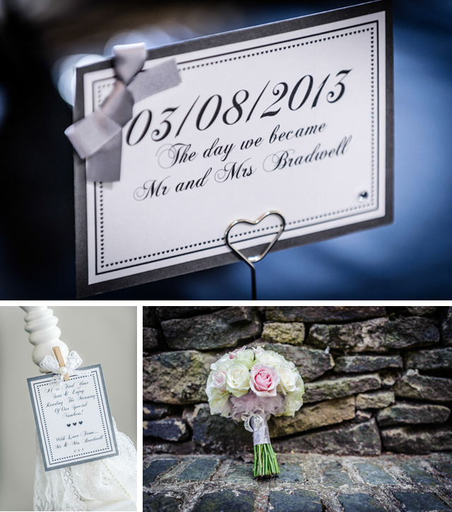 Nicola & Mike's City-Chic Style Wedding… with rustic bits • 2013