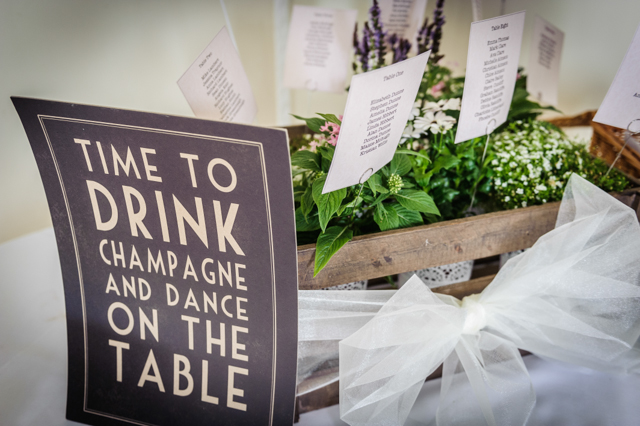 herb crate table plan