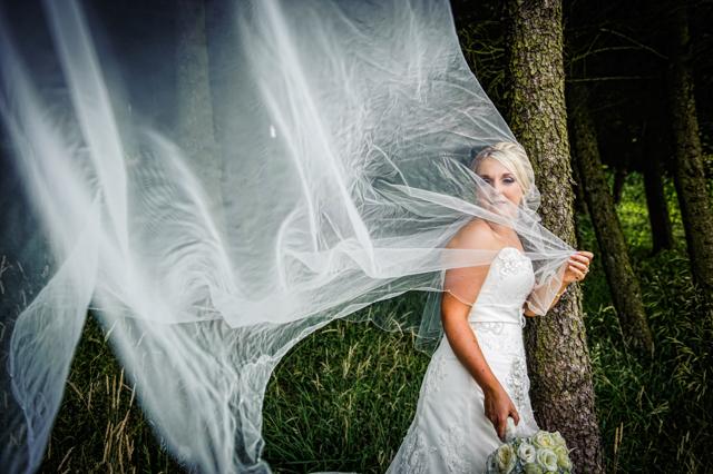 Sarah & Paul's Saddleworth Wedding • 2013