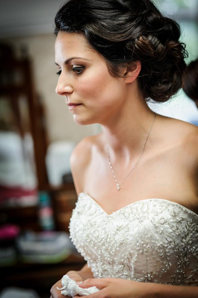 bride langdale chase wedding