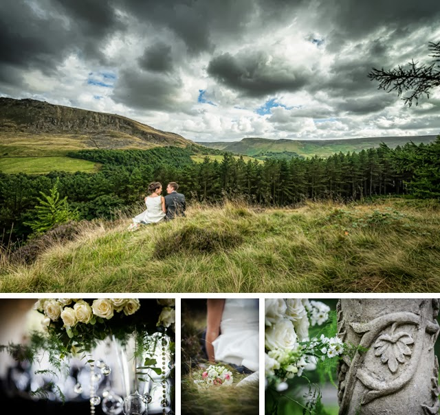 Dovestones Wedding Shoot •2013