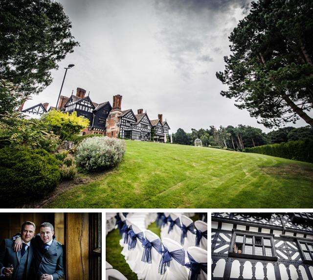 Hillbark hotel wedding