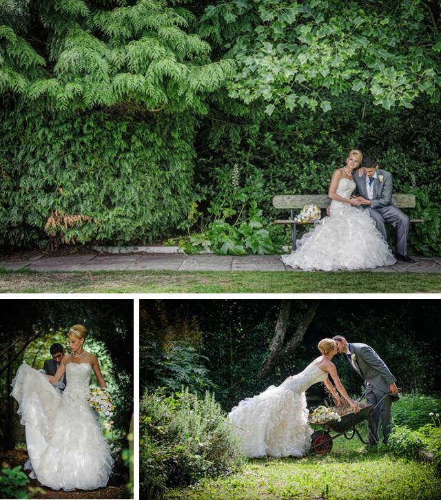 Rowton Hall Wedding photography Chester