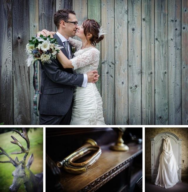 Hoscote House Wedding Weekend • 2013