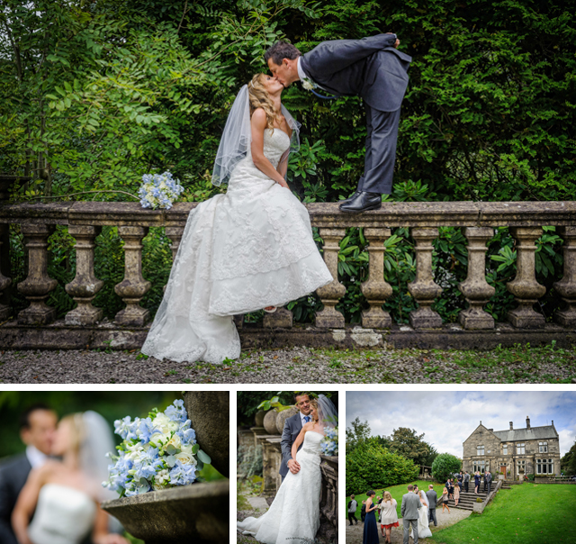 Hargate Hall wedding photos