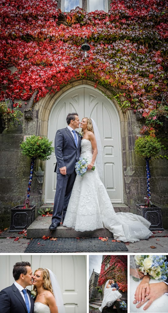 autumn Hargate Hall wedding