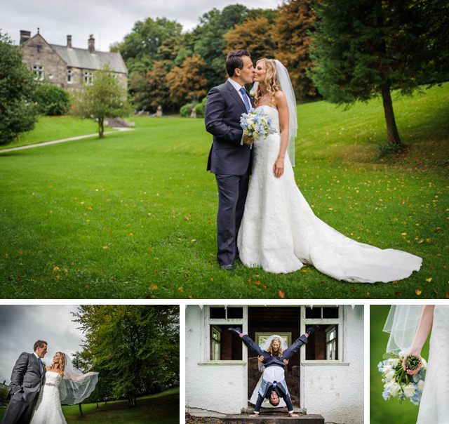Hargate Hall wedding