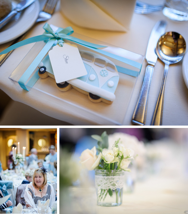 vw wedding details