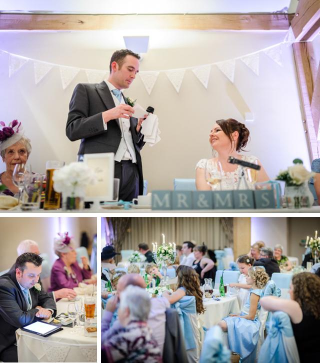 groom speech at wedding saddleworth