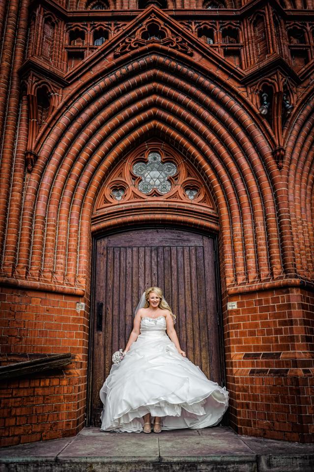 Pinewood Hotel Wedding, Wilmslow  • 2013