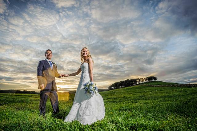 Hargate Hall Wedding • The Peak District 2013