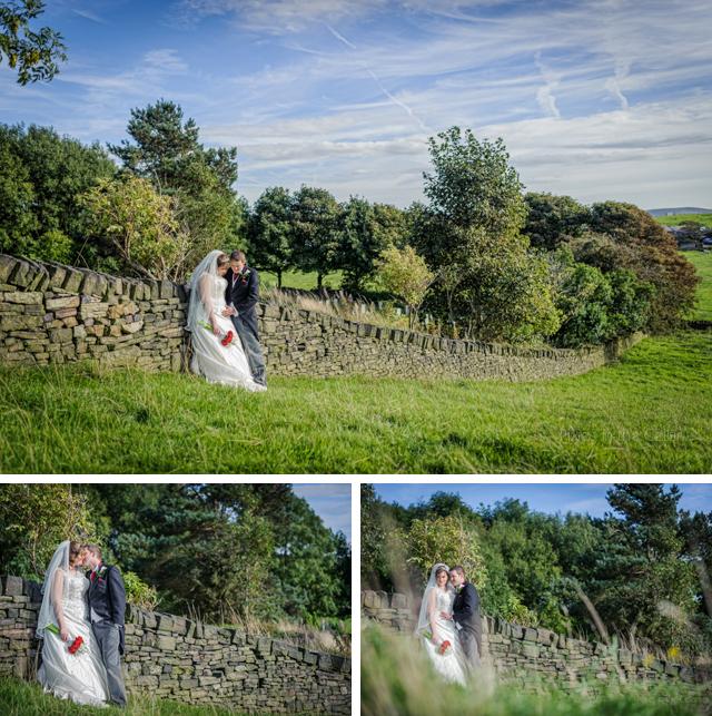 peak district saddleworth wedding photography