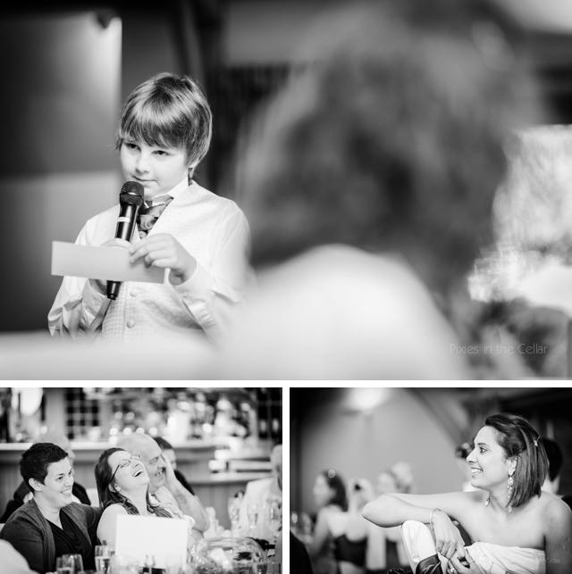 wedding speeches black and whites