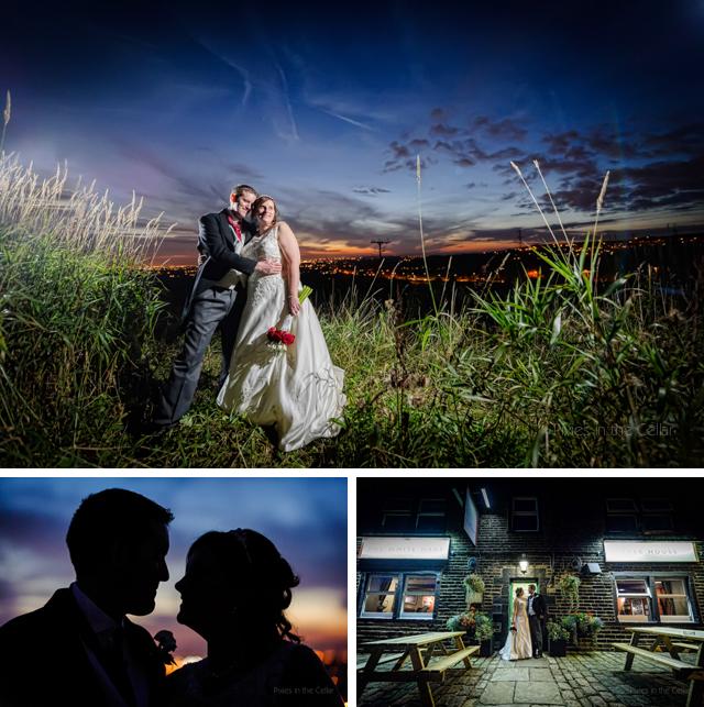 white hart lydgate wedding photography