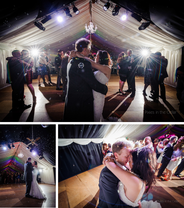 first dance heaton house farm