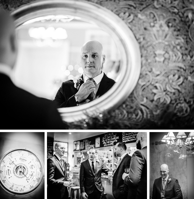 Dale Lodge Hotel and Tweedies wedding photography