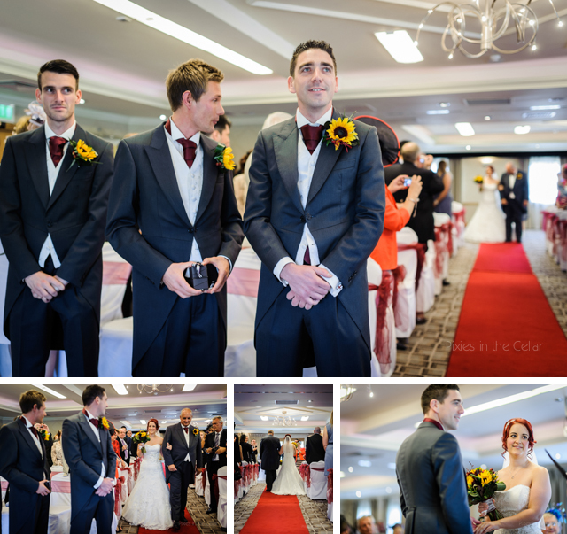 cottons hotel wedding ceremony