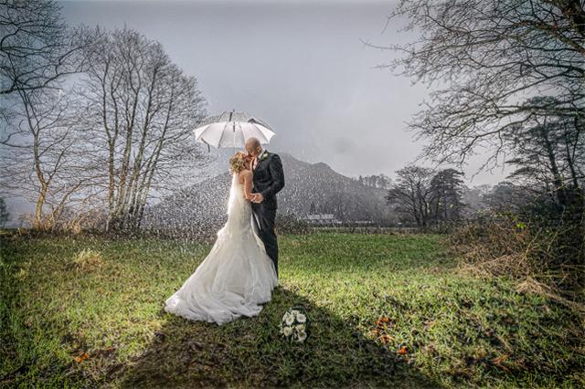 Lake District Winter Wedding Photography