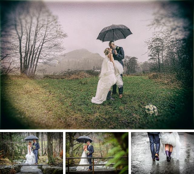 Lake District Wedding photographer - winter in Grasmere