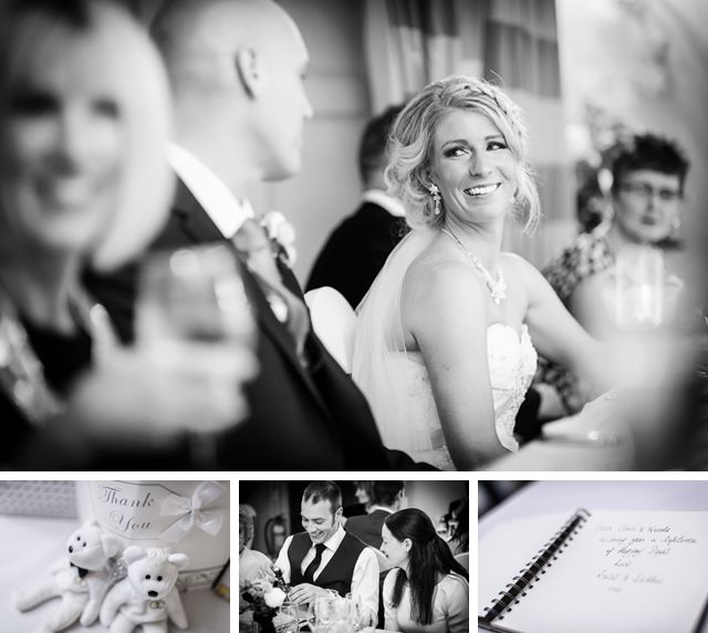 Wedding guests and Details