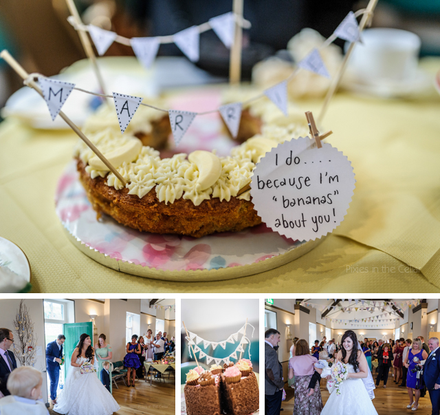 DIY wedding Bake-off competition