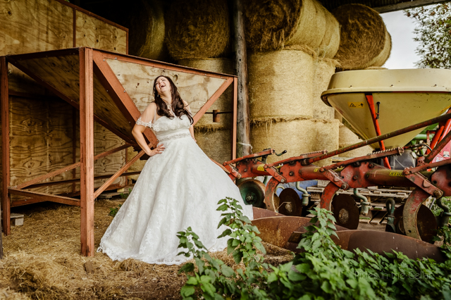 Farm DIY wedding