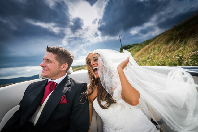 When to book your wedding photography, fun and documentary