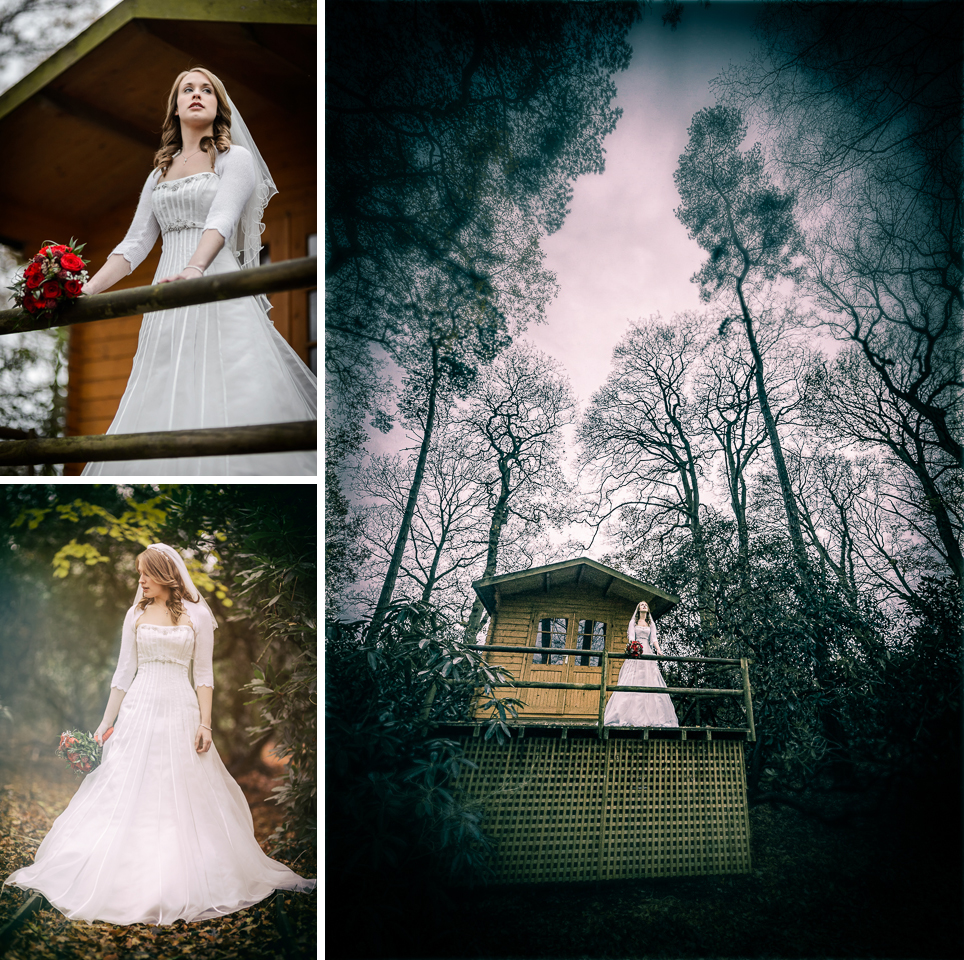 Moss Wood Cottage bridal prep, Knutsford