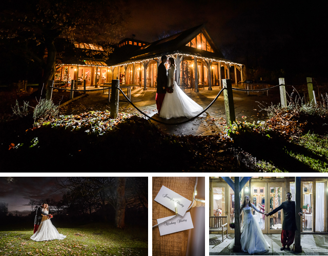 Winter Wedding at Peover Golf Club, Cheshire