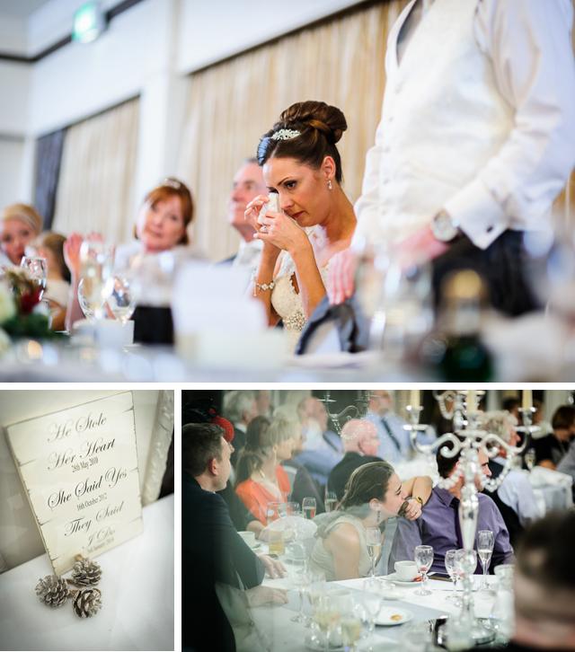 Deanwater hotel wedding reception