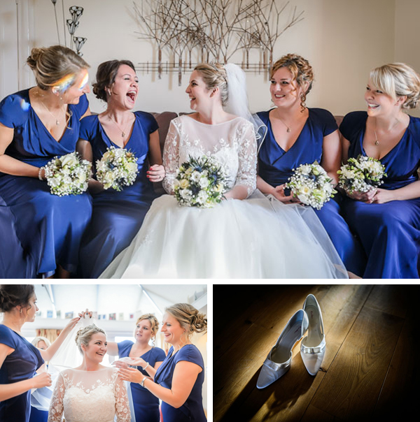 Shrigley Hall Wedding photographer
