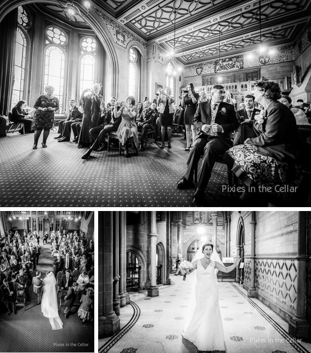 Manchester Documentary wedding photography