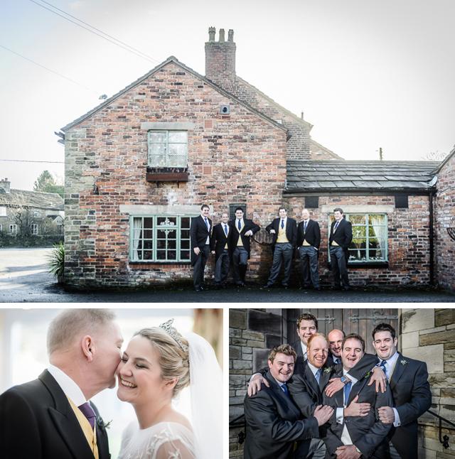Bollington Wedding Photography cheshire