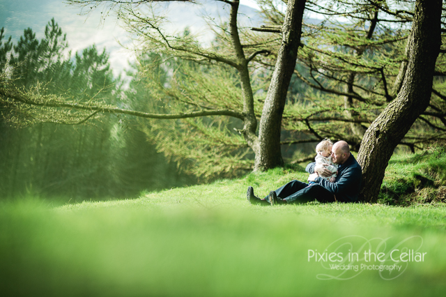 spring family shoot