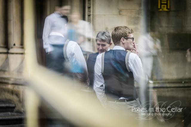 groomsmen refelctions