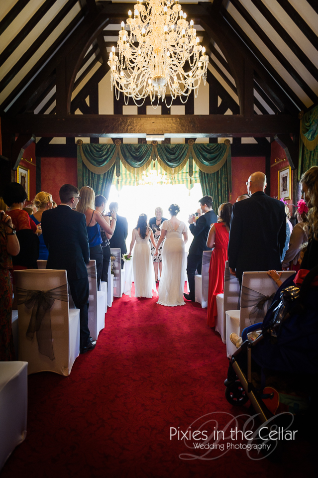 Mere court hotel gay wedding