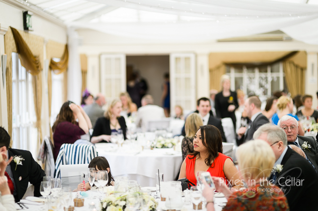 wedding breakfast mere court hotel