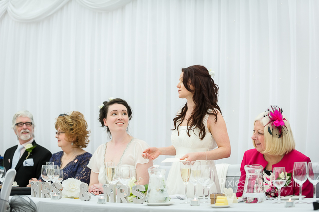 bridal wedding speeches