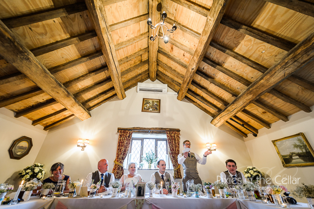 wedding speeches hyde bank farm