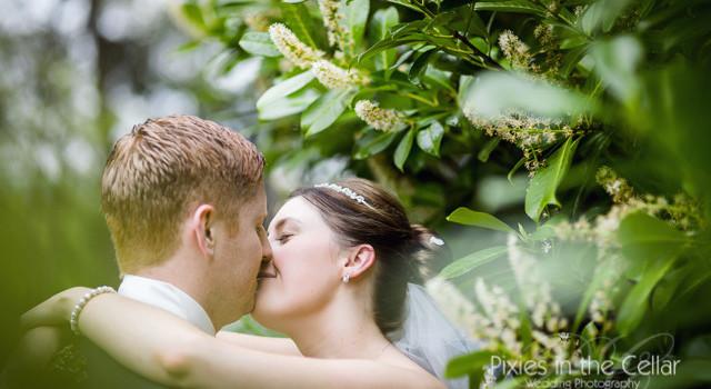 Hollin Hall Hotel Wedding