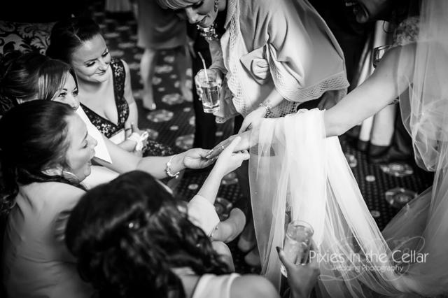 wedding ring and girls