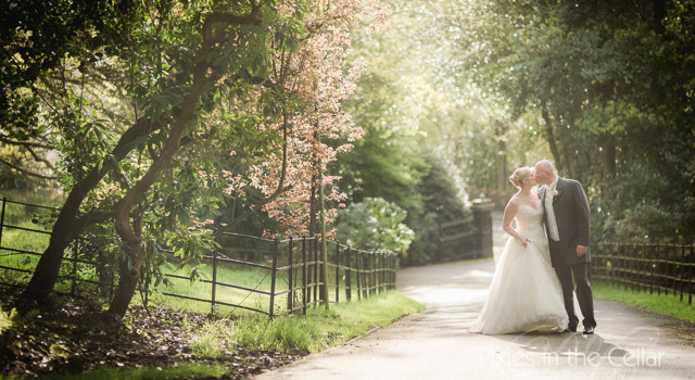 Crow Hill cottages wedding